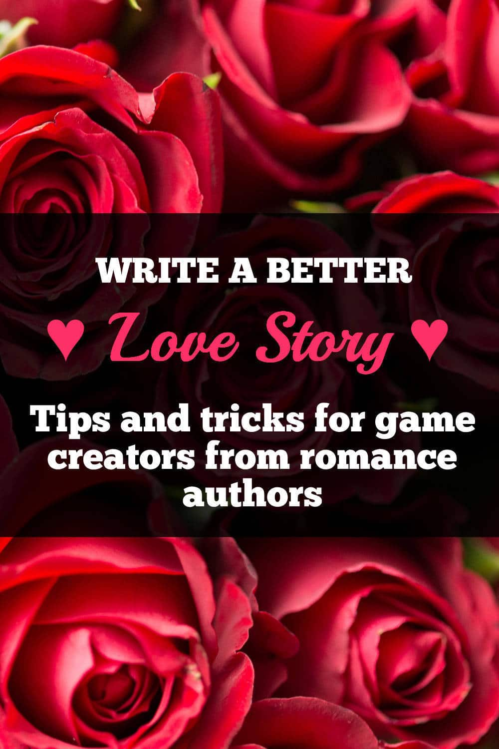 romance writing tips