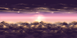 sunset Parallax Backgrounds