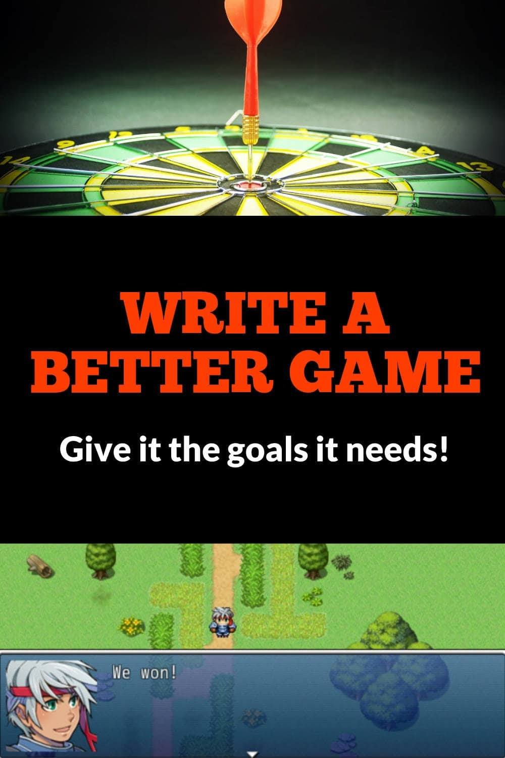 write a better game