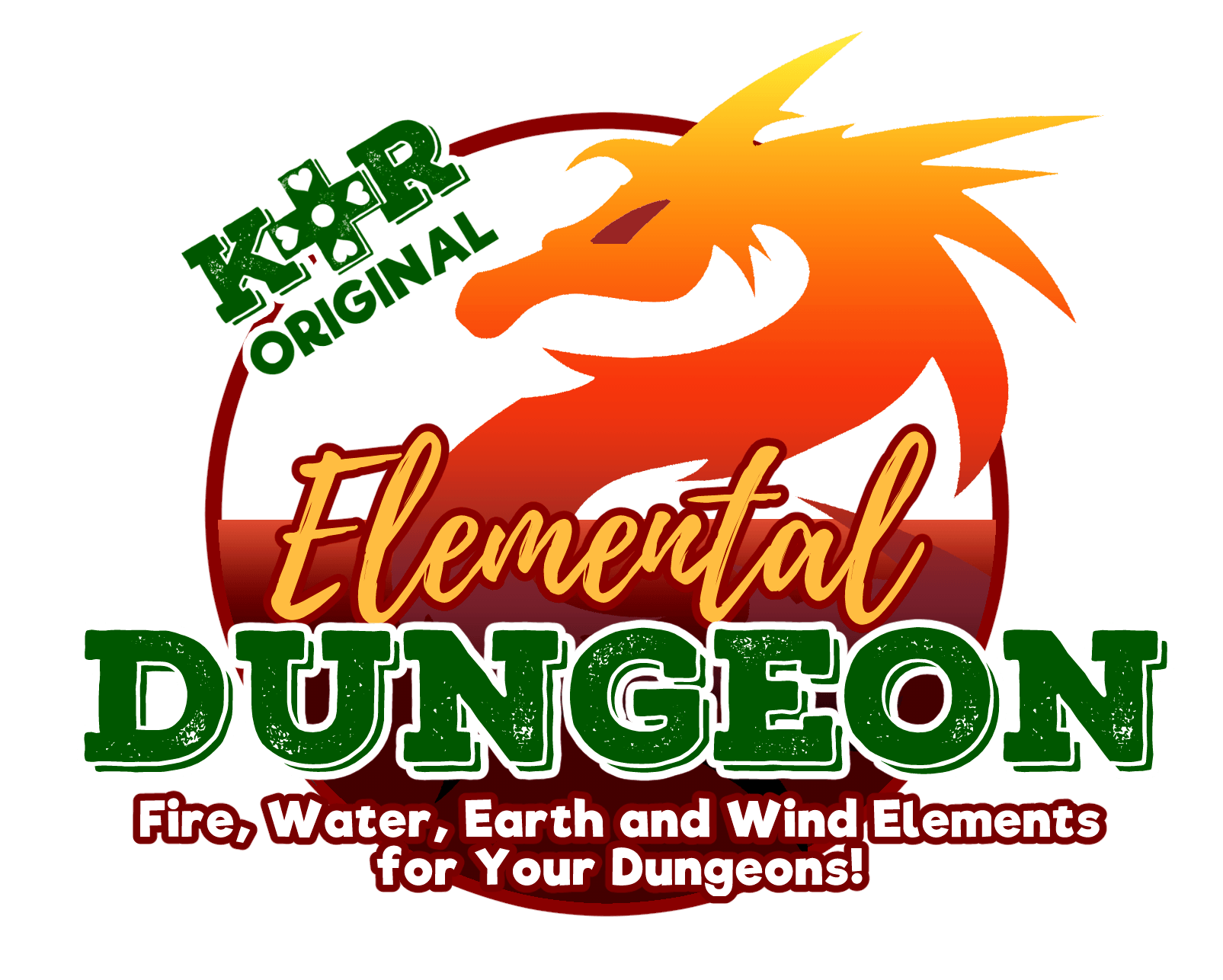 RPG Maker Elemental Dungeon Tiles