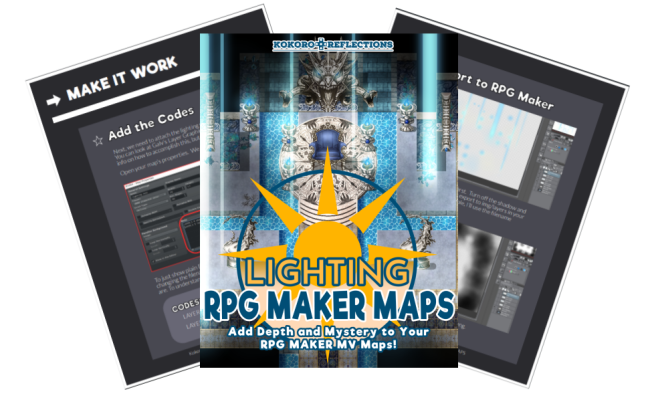 lighting rpg maker maps