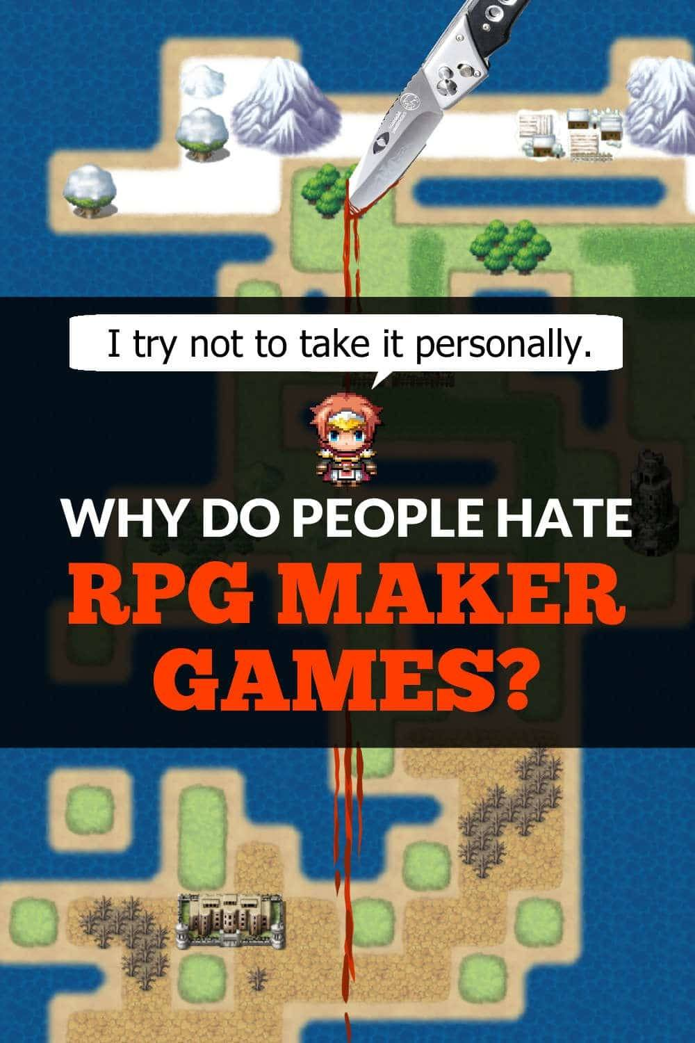 Why do people hate RPG Maker games? - Kokoro Reflections