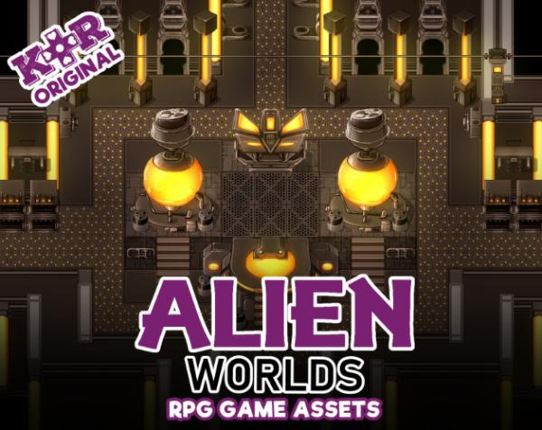alien tileset