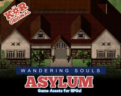 asylum tileset